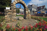 Market Square, National Historic District, St  Andrews by the Sea, New Brunswick