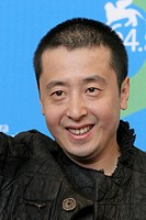 03-09-2007 - 64th Venice International Film Festival - Film 'Wuyong': director Jia Zhangke