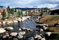 Blue River, Breckinridge, Colorado
