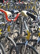 Bicycle rent, São Paulo, Brazil