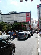 Galvão Bueno street, Liberdade, São Paulo, Brazil