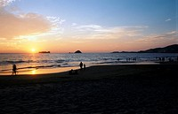 Beach, Ixtapa, Mexico