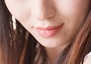 Woman´s lips