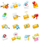 Various correspondence items