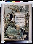 Ü SG hist , Ausstellungen, Bezirks - Fischerei - Ausstellung in Garmisch, Einladung im Landwirtschaftlichen Bezirksheft Garmisch, 22 Mai 1905 fischer ...