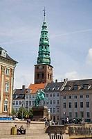 Hojbro Plads. Copenhagen. Denmark