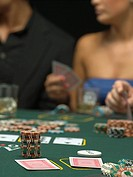 Detail of poker game (thumbnail)