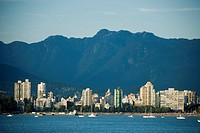English Bay, Vancouver, British Columbia, Canada