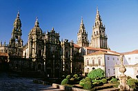 Santiago De Compostela Cathedral