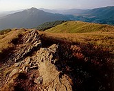 South-eastern Poland. Bieszczady National Park