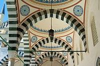Ceiling, detail, Ertugrul, Gazi, Mosque, Ashgabat, Turkmenistan, Asgabat,