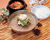 NaengmyeonCold Noodle,Korean Food
