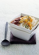 Rice With Octopus
