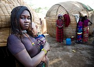 Afar women. Ethiopia. African tribes