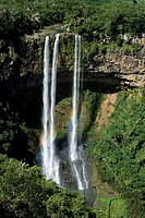 Waterfall, Chamarel, Mauritius