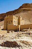 Mashad Ali village, Doan Valley, Yemen