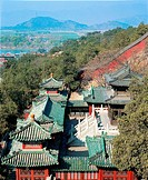 the Yuquan Hill in the Summer Palace,Beijing