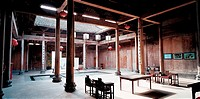 Residential house in Tangtyue, Shexian, Anhui