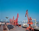 Wusong Port,Shanghai