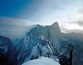 Mt Huashan,Shaanxi