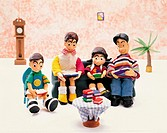 Clay Illustration, Family