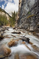 King´s Creek Canyon _ Peter Lougheed Provincial Park _ Alberta, Canada.