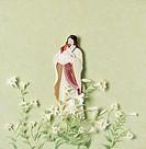 Paper Illustration,Jesus Christ