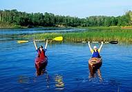 Whiteshell Provincial Park, Manitoba, Canada.