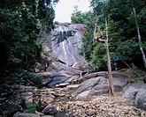 Seven steps of waterfalls langkawi Malaysia