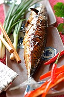 Glazed mackerel (thumbnail)