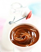 chocolate milk jam