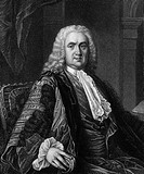 Richard Mead 1673_1754, English physician. HIs book, A Short Discourse concerning Pestilential Contagion, and the Method to be used to prevent it 1720...