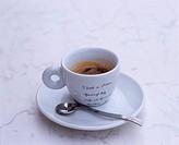 Espresso Trieste Italy Italian