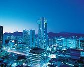 Jongno Tower,Jongno_gu,Seoul,Korea