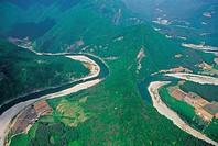 Donggang River,Gangwon,Korea