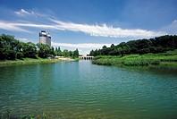 Olympic Park,Seoul,Korea