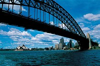 Sydney Harbour Bridge,Sydney,Australia