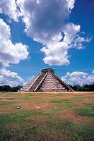 Chichen_Itza,Yucatan,Mexico