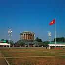 Ho Chi Minh Mausoleum,Hanoi,Vietnam