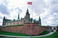 Kronborg Castle, Elsinore, Denmark