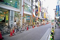 Shinsaibashi,Osaka,Japan