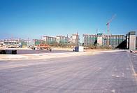 Construction Of Apartment,Korea