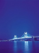 Gwangandaegyo Bridge,Busan,Korea