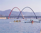 Boat Racing,Daejeon Expo,Daejeon,Korea