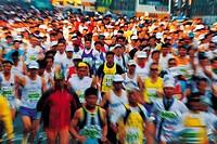 Marathon,seoul,Korea