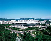 Seoul World Cup Stadium,Seoul,Korea