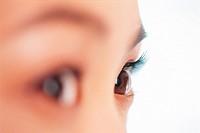 Close_Up Of Eyes