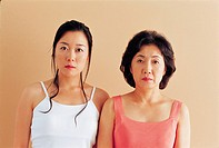 Mother And Daughter,Korean