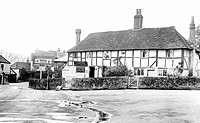 Pulborough, Swans Corner 1921