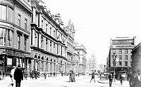 Glasgow, St Vincent Place 1897